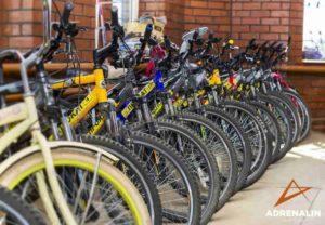 Прокат (аренда) велосипедов в Челябинске