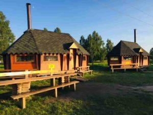 Аренда гриль-домиков в Челябинске