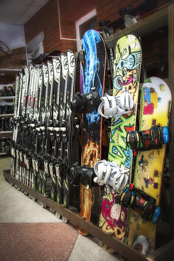 Прокат сноубордов в Челябинске