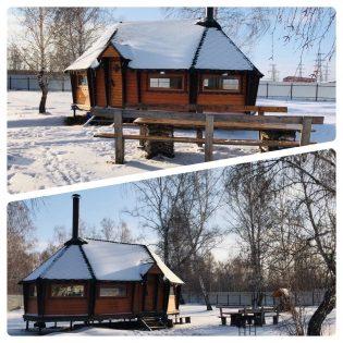 Праздники в гриль-домиках Челябинск